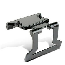 TV Clip Mount Stand Holder Bracket Dock Stand for Xbox360 Slim Kinect Sensor