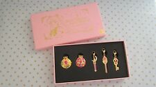 Sailor moon & Sailor moon R charms and pins complete set RARE