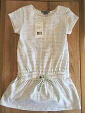 Vince Baby Girl Stripped Dress Size 24 Months New with Tags Designer