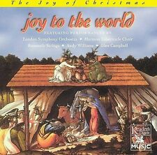 FREE US SH (int'l sh=$0-$3) NEW CD : Joy to the World