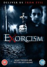 DEMON EXORCISM DELIVER US FROM EVIL DVD WILL PLAY IN ALL US PLAYERS DVD