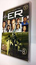 E.R. Medici  in prima linea DVD Serie TV Stagione 8 Disco 4 Episodi 4