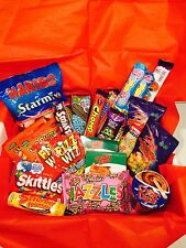 British Retro Tuck Shop Sweet Gift Box - English - Hamper - Candy