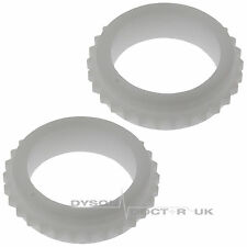2 x Replacement Lower Small Bearing Cogs For Dyson DC24 Ball Vacuum Cleaners