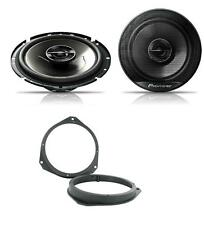 Ford C-Max 2011 onwards Pioneer 17cm Front Door Speaker Upgrade Kit 240W