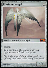 MTG PLATINUM ANGEL FOIL EXC - ANGELO DI PLATINO - M11 - MAGIC