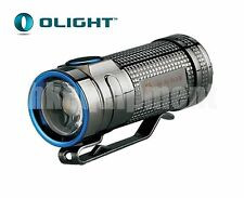 OLIGHT S-Mini SS Cree XM-L2 EDC Cool White CW LED Flashlight Thunder Grey