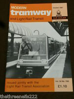MODERN TRAMWAY # 598 - OCT 1987 - DOCKLANDS OPENING