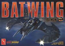 AMT 1:25 1989 Batman Batwing Plastic Model Kit AMT948