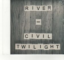 (FT976) Civil Twilight, River - 2012 sealed DJ CD