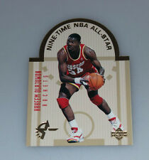1993-94 Upper Deck SE Die Cut All Star Hakeem Olajuwon