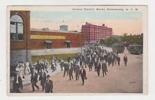 Schenectady,NY.General Electric Works,Schenectady County,Used,c.1918-30s