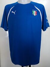 ITALY SUPERCLASSE CUP HOME SHIRT BY PUMA ADULTS SIZE MEDIUM BRAND NEW WITH TAGS