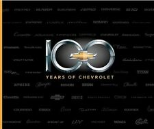 100 Years of Chevrolet (Leather) 40205