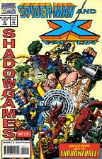Marvel Comics: Spider-Man And X-Factor: Shadowgames Vol. 1, No. 2