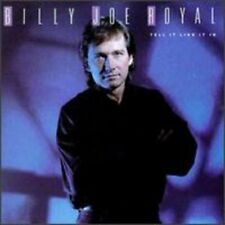 Tell It Like It Is - Billy Joe Royal (1989, CD NEUF)