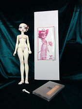 BJD MSD 1/4 Size Unique Design 2D Doll 2DDoll Danta & Flower Eyes