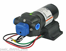 Jabsco VFlo Automatic constant pressure variable speed water pump 24v 42755-0394