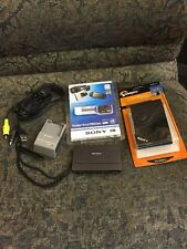 Sony Cyber-shot DSC-T700 10.1 MP Digital Camera - Gray