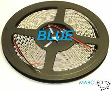 24VDC SMD3528 LED strip Blue, 5m (48W, 600LEDs), IP20 120LEDs/m 9.6W/m
