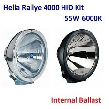 55W 12V 6000K HID Conversion Kit for Hella Rallye 4000 Internal Ballast