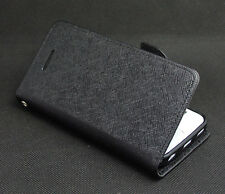 Deluxe Wallet Leather Flip Case Cover For iPhone 5S/5C/6S/6Plus/6S Plus/7/7 Plus