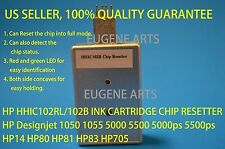 HP Chip Resetter HHIC102B 1050 1055 5000 5500 5000ps 5500ps HP14 HP80 HP83 HP705