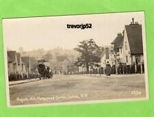 Hogarth Hill Hampstead Garden Suburb London Horse & Cart unused RP pc Ref B25
