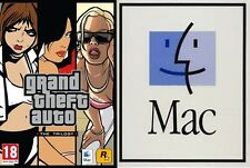 Grand Theft Auto Triple Pack Trilogía-GTA3, vice City, San Andreas Nuevo y Sellado