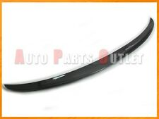 BMW F30 320i 328i 335i 4Dr Performance Type Carbon Fiber Trunk Spoiler Lip 12-15