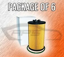 CARTRIDGE OIL FILTER L35906 FOR C63 CL63 CLK63 CLS63 E63 ML63 AMG - CASE OF 6