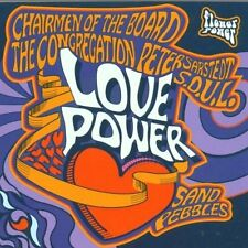 Love Power Sandpebbles, Jackie DeShannon, Turtles, Peter & Gordon, Ruth C.. [CD]
