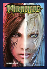 Witchblade #1 CA 2009 Exclusive Variant Signed Sejic RRP Ltd to 111 Copies Marz