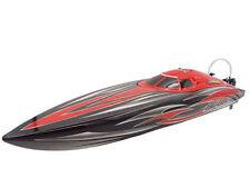 RC Rennboot Speedboot Bullet V2 Brushless 60km/h 4S Lipo 73cm 2,4 GHz NEU