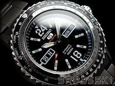 Seiko 5 Sports Automatic 24 Jewels 100M Watch SRP355K1 Warranty,Box,RRP: £250