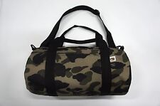 A Bathing Ape Bape Green Camo Travel Gym Sport Duffle Shoulder Bag Handbag Gift