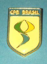 Vintage CPB BRASIL ~ Comite Paraolimpico Brasileiro ~ Brazil Olympic Pin