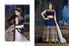 NEW DESIGNER INDIAN BOLLYWOOD PARTY WEAR LEHENGA CHOLI traditional FANCY 99