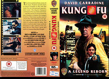 Kung Fu, A Legend Reborn - David Carradine  - Used Video Sleeve/Cover #16323