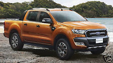 4X NEW Genuine FORD WILDTRAK RANGER 2016  MODEL 18 WHEELS & MUD TERRAIN TYRES!!