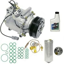 Honda Civic 1994 To 2000 New AC Kit Compressor Drier Expansion Valve Oil Orings