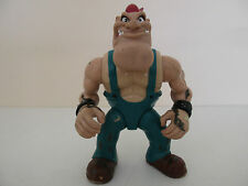 FIGURINE BIKER MICE FROM MARS BASIC SERIES FIGURE - GREASEPIT - GALOOB 1993