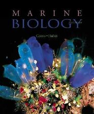 MARINE BIOLOGY by Peter Castro & Michael E. Huber (2000, Hardcover) ILLUSTRATED