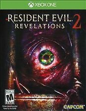 Resident Evil Revelations 2 RE-SEALED Microsoft Xbox One 1 XB XB1 XB3 GAME