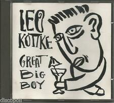 LEO KOTTKE - Great big boy - CD 1991 USED MINT COND