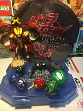 bakugan battle brawlers lot With Case And Bag