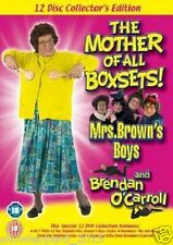 Mrs Browns Boys Complete Series DVD Box Set Brendan O'Carroll 4 Stand Up Shows