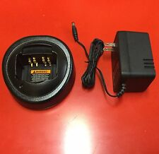Rapid battery charger for Motorola HT1250 HT750 HT1550 EX500 EX600 MTX850 PR860