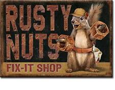 Rusty Nuts FIX-IT shop usa atelier magnétique magnetshild