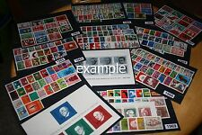 WEST GERMANY, FRG, COMPLETE COLLECTION 1960 - 1969, MNH **